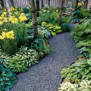 Ideje za uređivanje vrta i dvorišta